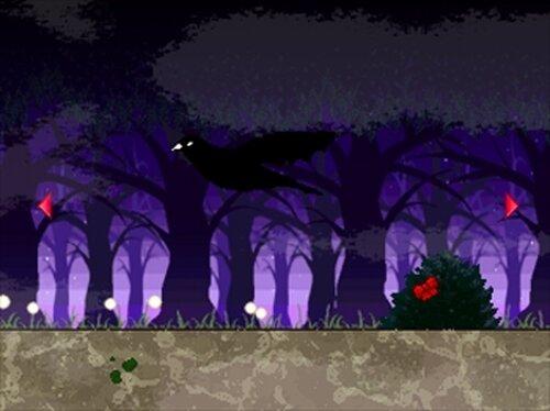 からすやまがみ Game Screen Shot2