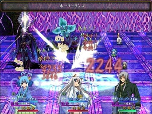 人界と魔界SP-神巫と神の理想郷- Game Screen Shots
