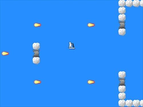 餅男ランニング! Game Screen Shot4