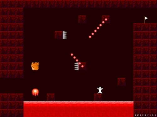 餅男ランニング! Game Screen Shot5