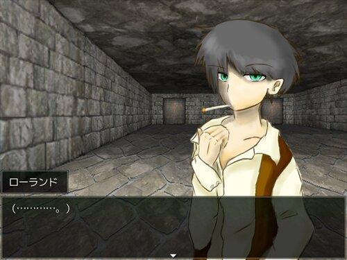 流れよ我が涙、と魔法使いは言った。 Game Screen Shot1