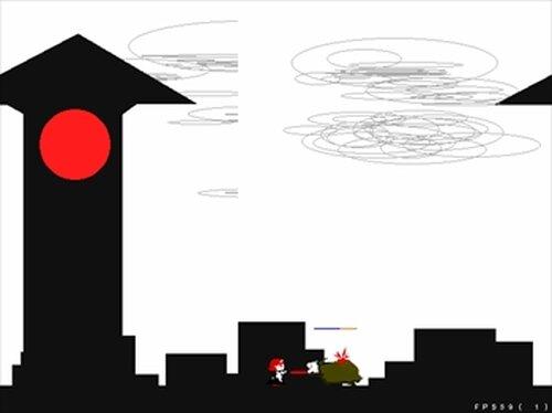 悪魔メイドの不思議なお使い~SuspendCity Game Screen Shot4