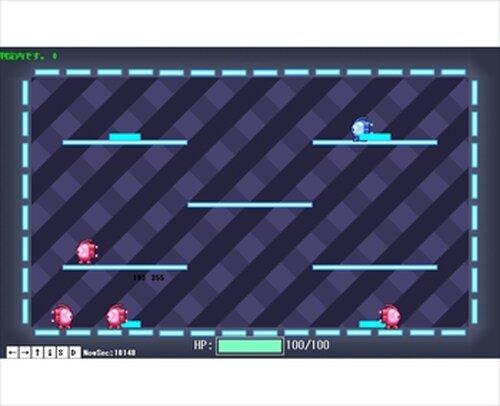WaveActionGame Game Screen Shots