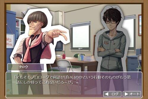はこなな -第1話- Game Screen Shot1