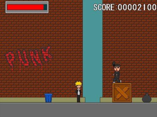 誘拐された幼馴染を助けるしかない! Game Screen Shot