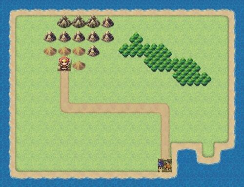 オニールレポート Game Screen Shot1