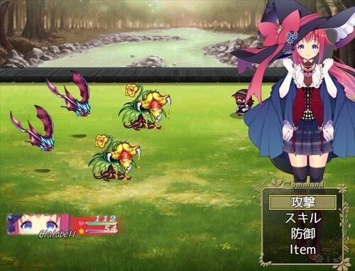 モンスター・ロボット Game Screen Shot