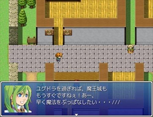 憑依ファンタジー Game Screen Shot5