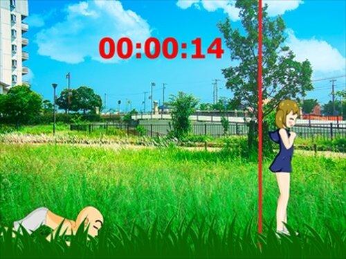 パンツを見よう!!! Game Screen Shots
