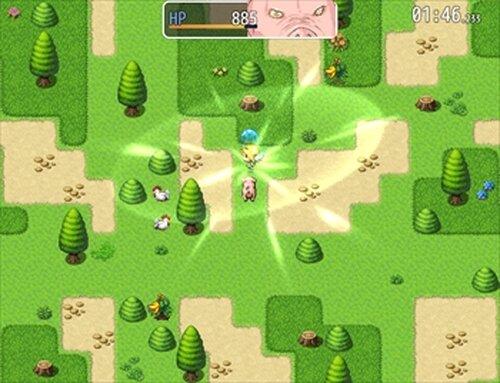 どうぶつピクニック Game Screen Shot4
