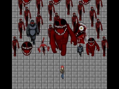 大岩さんレイジングストリーム Game Screen Shot