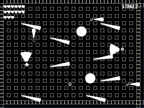 インベイディング Game Screen Shot1