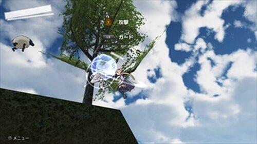ひとりの夜のナイトメア Game Screen Shot5