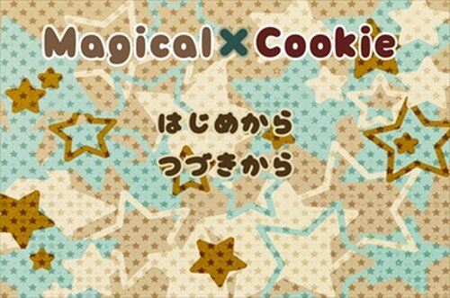 Magical×Cookie Game Screen Shot2