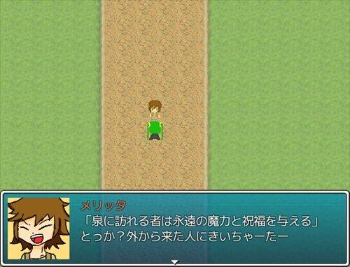イデルの魔法使い Game Screen Shot1