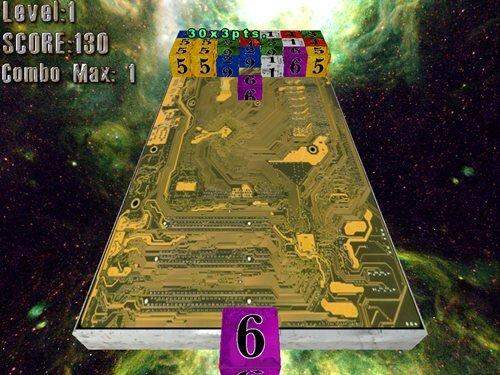 NUMBERS Game Screen Shot