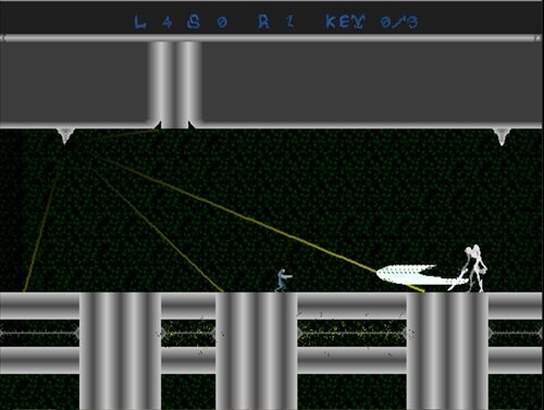 Cynoroid Complete(完全版) Game Screen Shot1