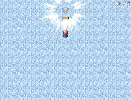 ボタン連打で魔王討伐! Game Screen Shot1