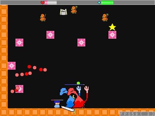 マジキチアクション2 Game Screen Shot