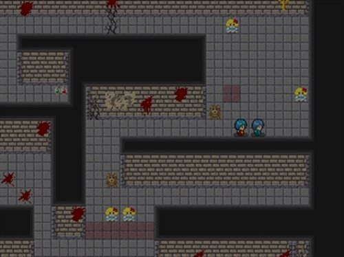 春雪の氷炎 Game Screen Shot3