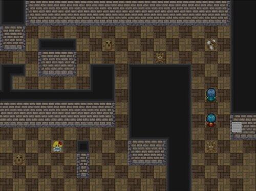 春雪の氷炎 Game Screen Shot5