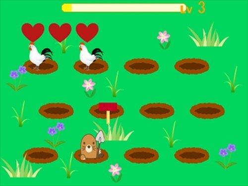 NEO MOLE Game Screen Shots