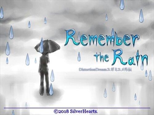 Remember the Rain Game Screen Shots