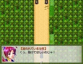 刑十郎奇天烈絵巻 Game Screen Shot3