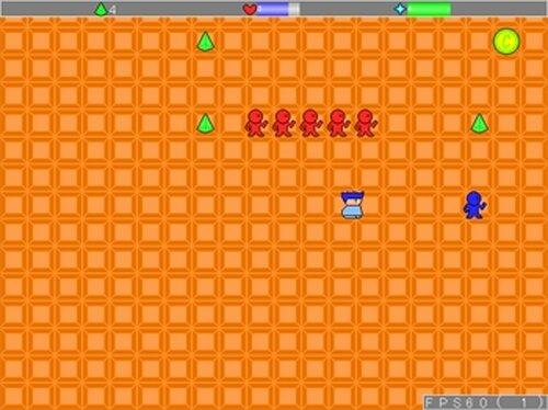 ヤシーユクソボウケン Game Screen Shot4