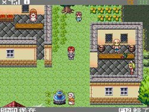 勇者は旅立たない Game Screen Shots