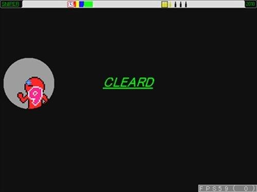 SNIPER(仮) Game Screen Shots