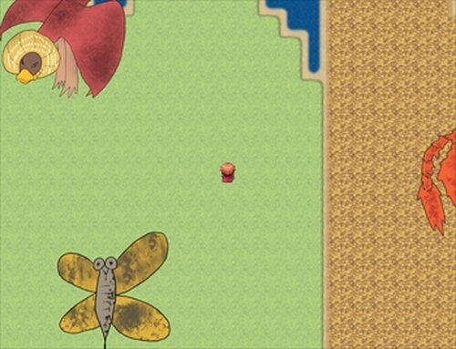 モンストロハンターワールド Game Screen Shot2