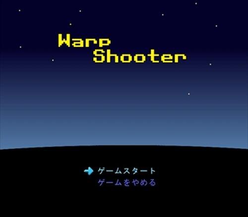 WarpShooter Game Screen Shot2