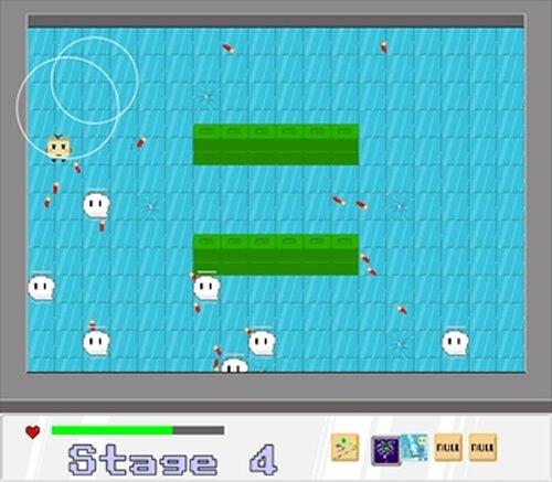 WarpShooter Game Screen Shot3