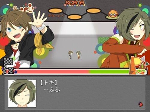 男子アイドル部!@桜色 ver1.02 Game Screen Shots