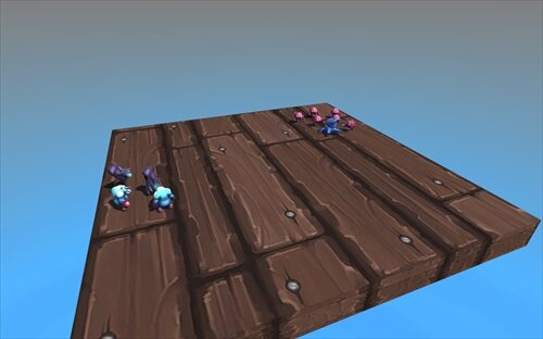 グラディエイジ Game Screen Shot