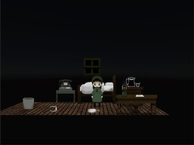 或る孤独なひとり(ブラウザ版) Game Screen Shot2