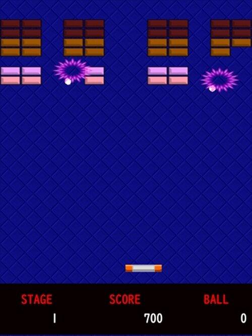 breakout Game Screen Shot3