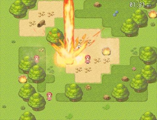 マダム☆シンゴ Game Screen Shot2