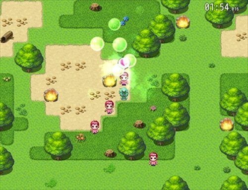 マダム☆シンゴ Game Screen Shot3