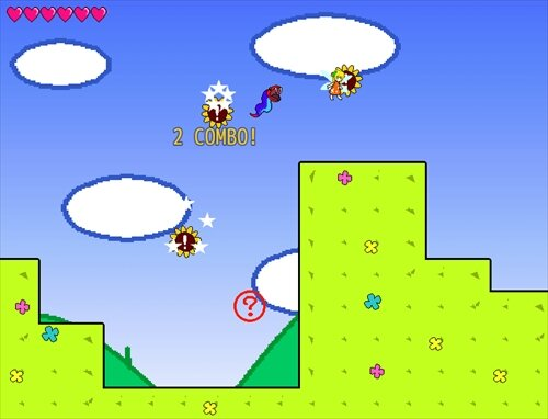 スネークストライク Game Screen Shot