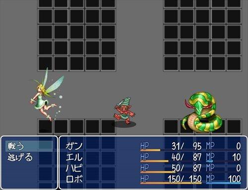 樹石柱 Game Screen Shot1