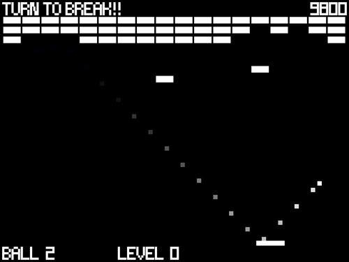 Turn to Break ターン・トゥ・ブレイク Game Screen Shot1