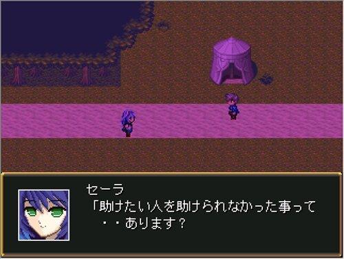 晶魔大戦 Game Screen Shot1