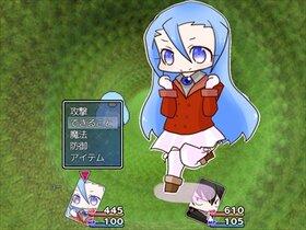 ゆーちゃんくえすと!~ゆーちゃんは、森で~ Game Screen Shot2