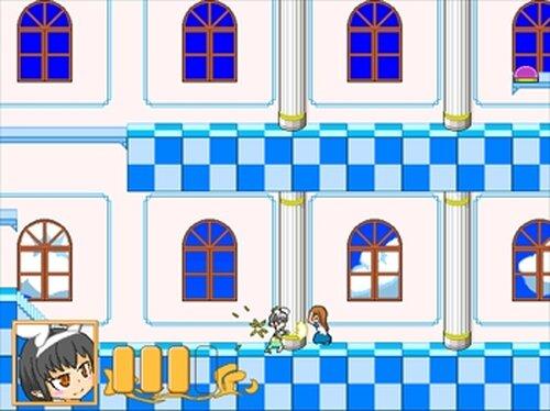 くろうさの東奔西走 Game Screen Shots