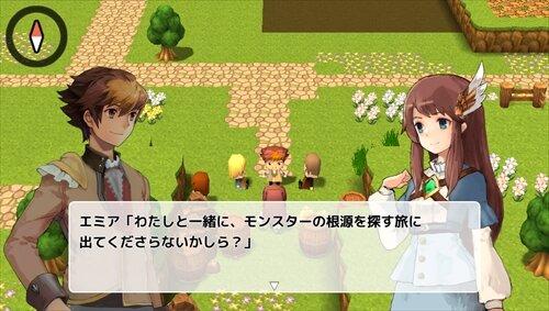GLANETRIX 前編 Game Screen Shot1
