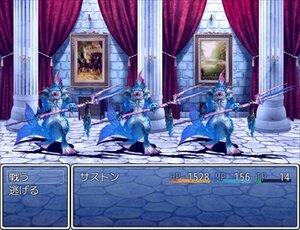 イデュネーション・エスケープ Game Screen Shot