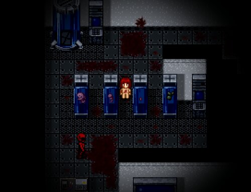 【スマホ対応】血染めのナナ -Bloody 7- (ver.1.06) Game Screen Shot