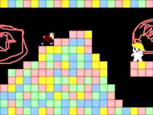 するするスルー Game Screen Shot1